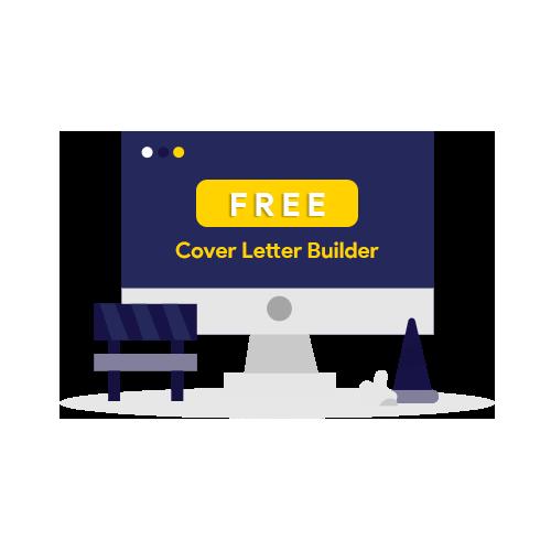 free cover letter builder