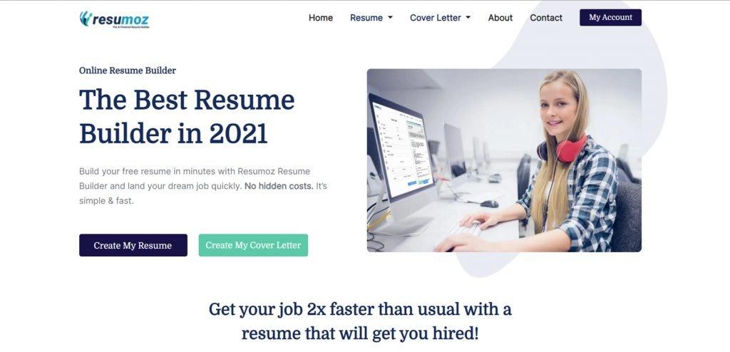 Resumoz Resume Builder