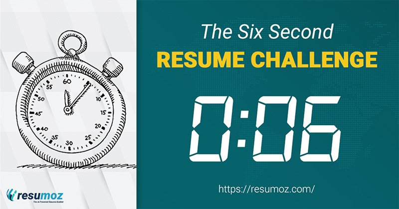 How to pass the six-second resume test