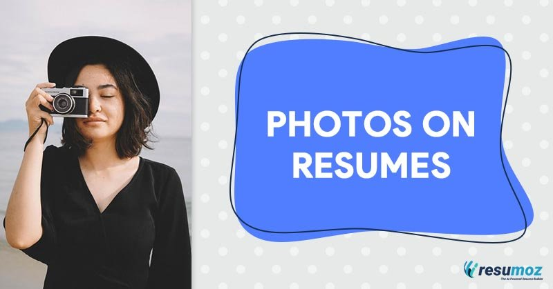 Should I include resume photos in 2021?