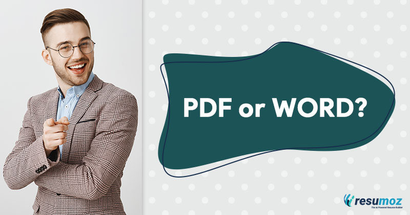 PDF vs DOCX: Which file format you should pick
